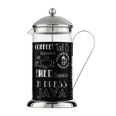 Wake Up and Smell the Coffee French Press