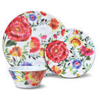 Melamine Dinnerware Set