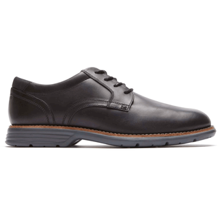 Total Motion  Fusion Plain Toe in Black
