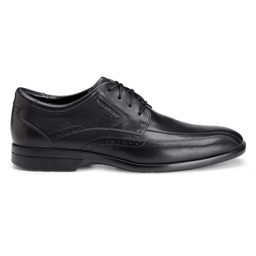 Business Lite Bike Front Men's Dress Shoes in Black
