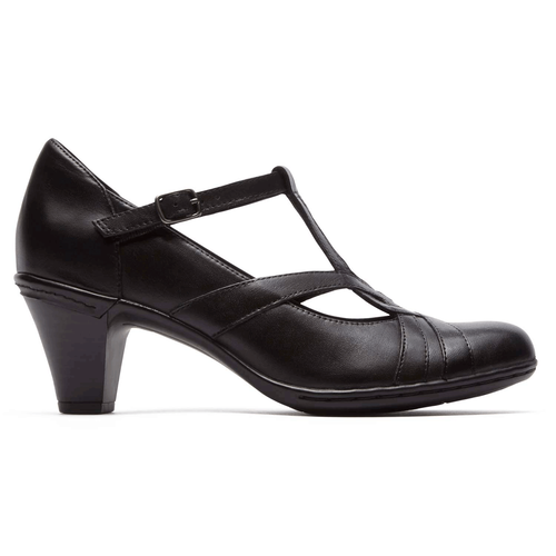 Marilyn T Strap Pump Cobb Hill 174 By Rockport 174