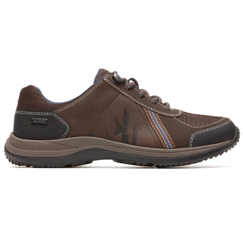 XCS Urban Gear Mountain Laceup in Brown