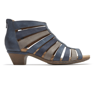 Cobb Hill Abbott Gladiator Sandal, BLUE MULTI