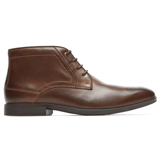 Style Connected Chukka in Brown