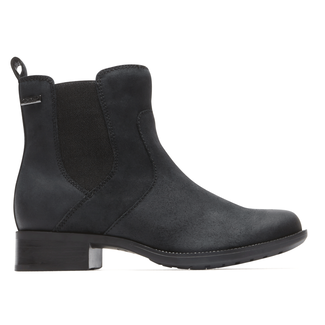 Christine Waterproof Bootie by Rockport in Black