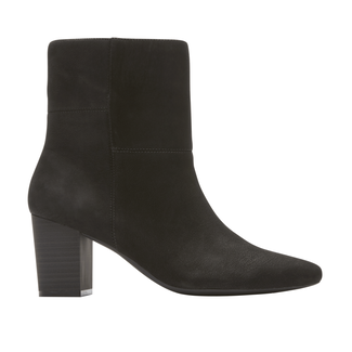 Gail Patch Bootie, BLACK SUEDE