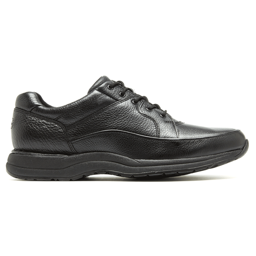Edge Hill Men's Walking Shoes in Black