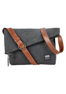 Rey Crossbody SW, Rey Black / Brown