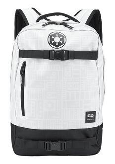 Del Mar Backpack SW, Stormtrooper White