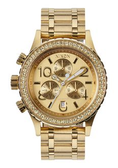 38-20 Chrono, All Gold Crystal