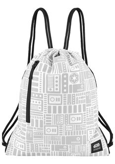 Everyday Gym Bag Star Wars, Stormtrooper White