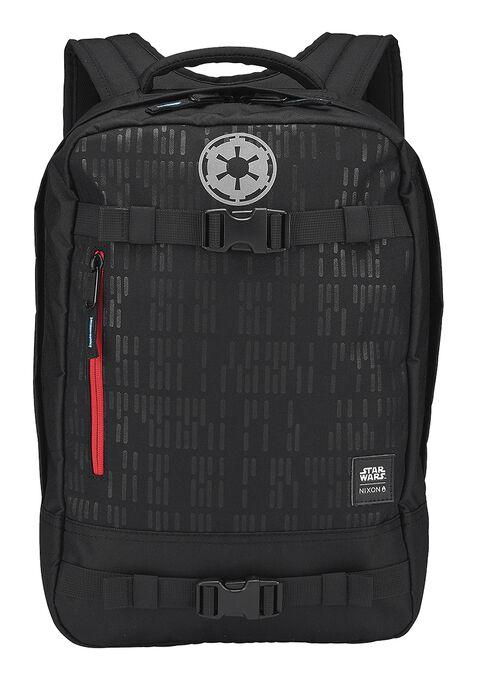 Del Mar Backpack SW, Vader Black