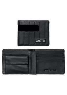 Showout Leather Wallet SW, Vader Black