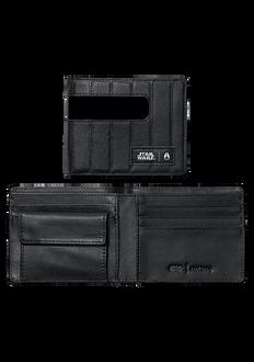 Showout Leather Wallet SW, Vader Black