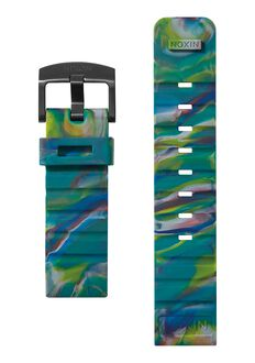 Bracelet Mission, Marbled Multi / Black