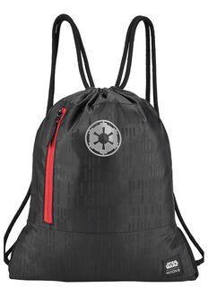 Everyday Cinch Bag SW, Vader Black