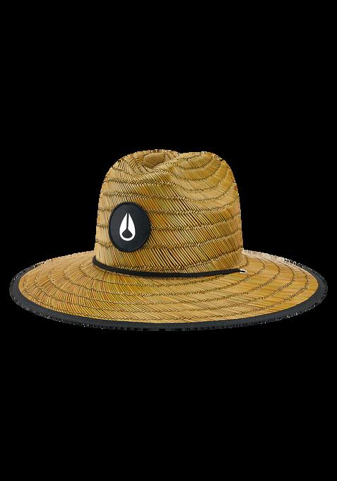 Sunny Straw Beach Hat, Tan