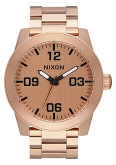 Corporal SS, All Rose Gold