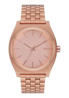 Time Teller, All Rose Gold