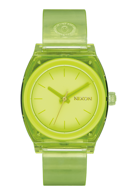 Medium Time Teller P, Lime