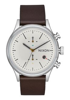 Station Chrono Leather, Cream