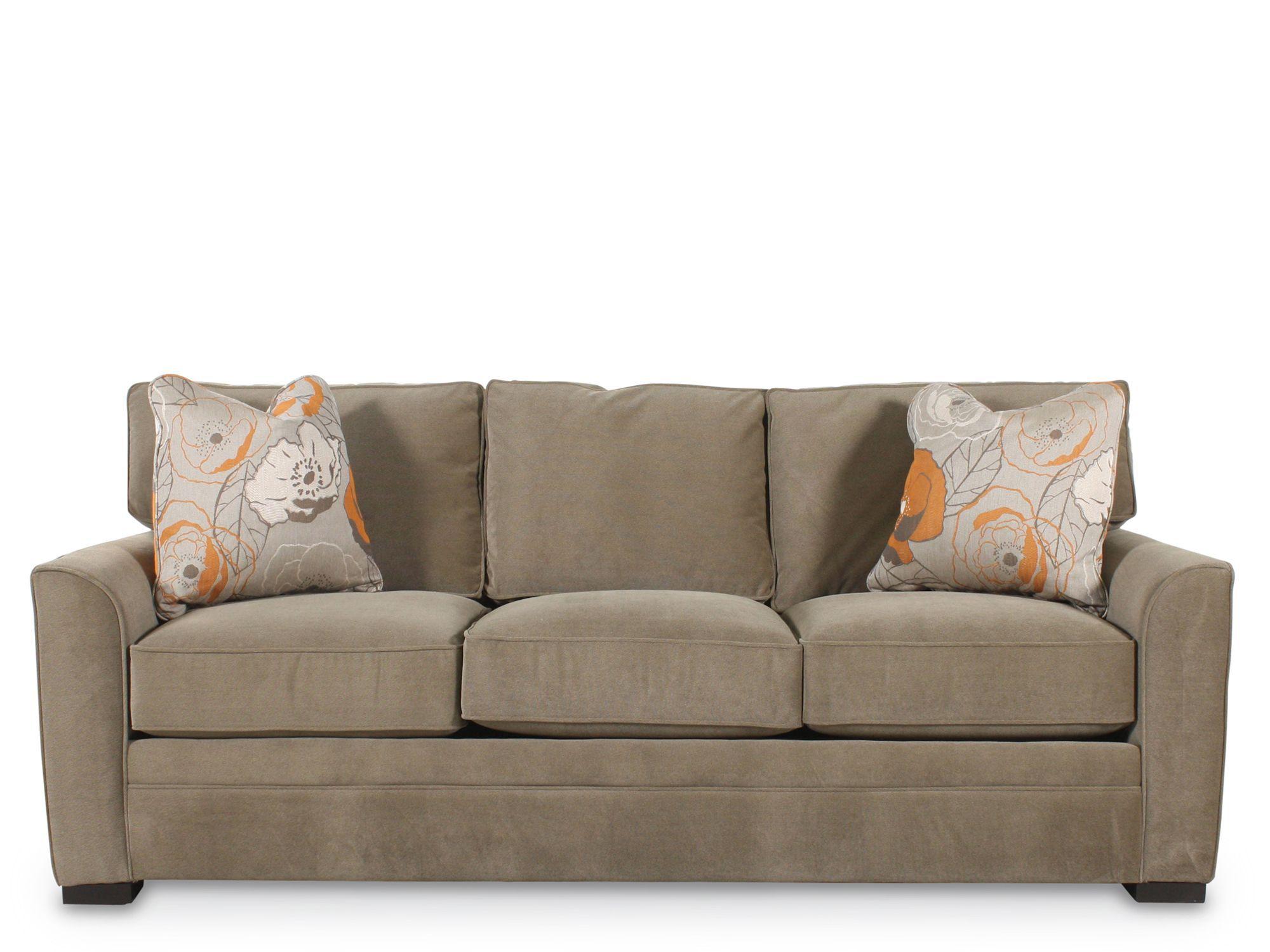 Captivating Jonathan Louis Queen Sleeper Sofa With Air Mattress ...