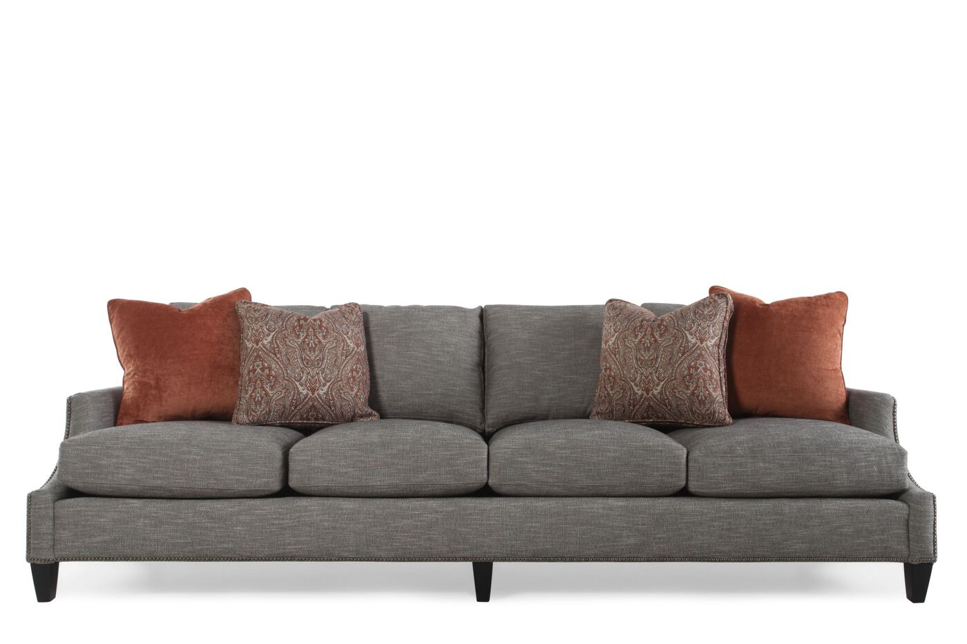 Bernhardt crawford sofa mathis brothers furniture for Bernhardt furniture