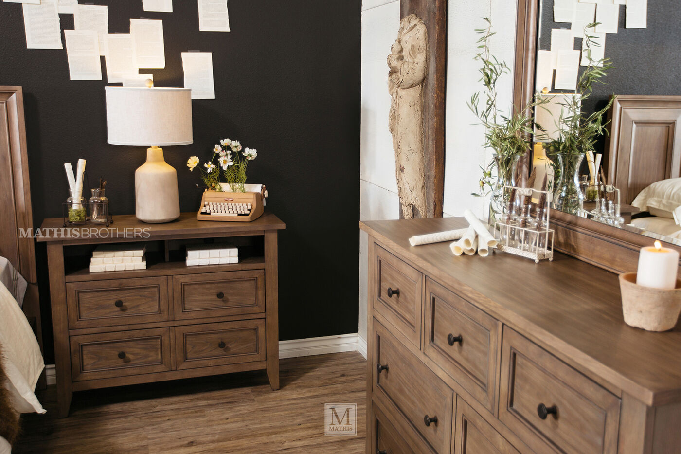 Magnussen Home Talbot Suite Mathis Brothers Furniture