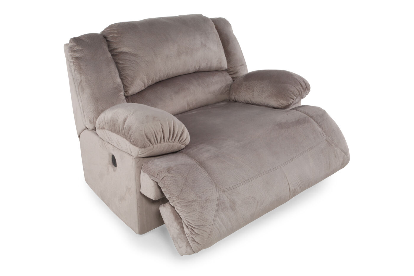 Ashley Toletta Granite Power Recliner Mathis Brothers