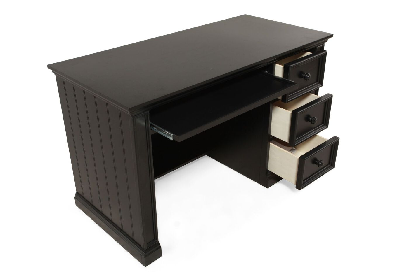 Winners Only Cape Cod Ebony Youth Desk Mathis Brothers