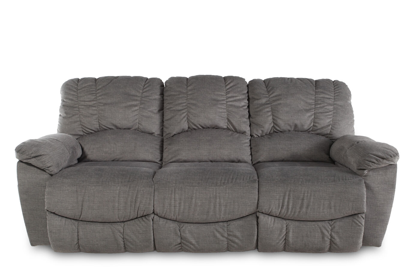 Lazy Boy Dual Reclining Sofa Reese La Z Time Full Reclining Sofa Thesofa