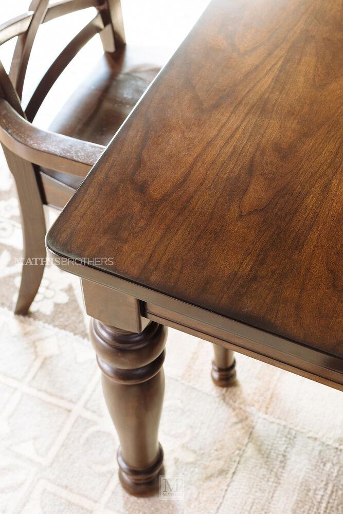 Ashley Furniture Porter D697 35 Rectangular Extension: Ashley Porter Dining Table