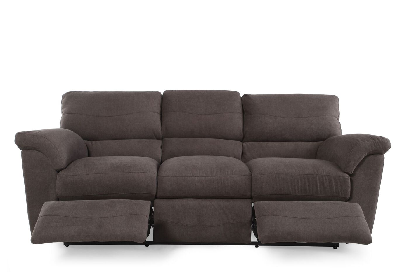 lazy boy reese sofa lazy boy leather reclining sofa. Black Bedroom Furniture Sets. Home Design Ideas