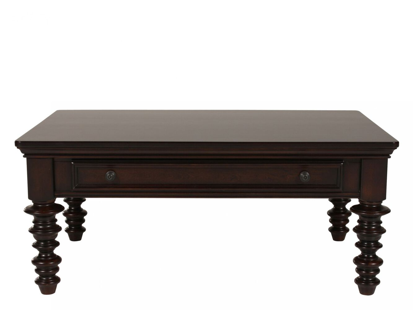 Ashley Millennium Key Town Rectangle Cocktail Table Mathis Brothers Furniture