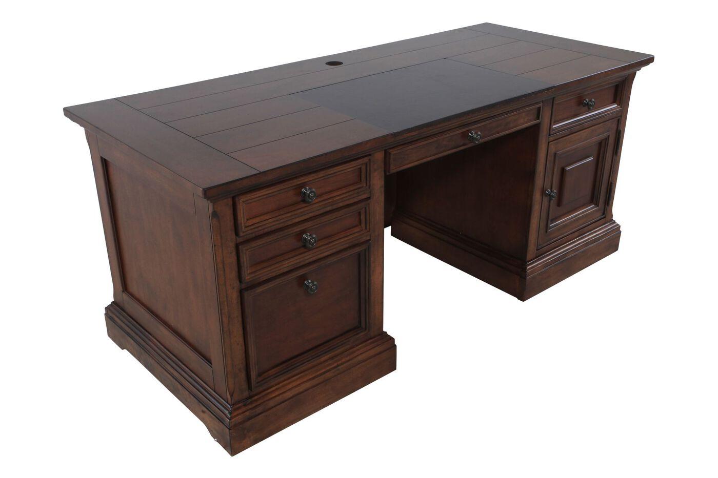 Ashley Gaylon Executive Desk Mathis Brothers Furniture