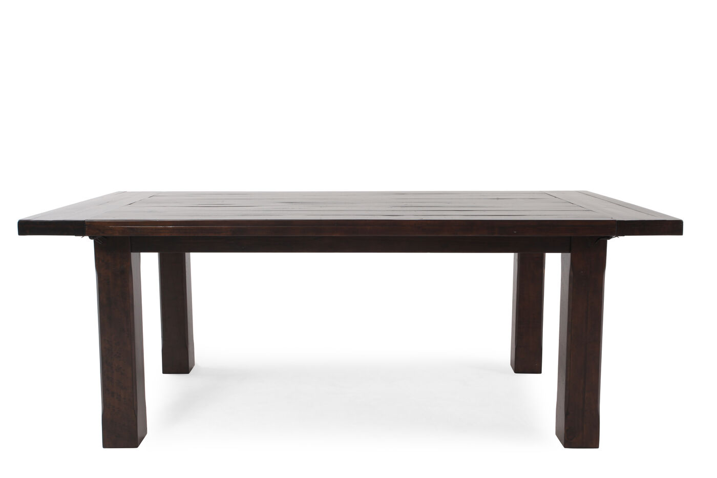 magnussen home pine hill dining table - Magnussen Dining Room Furniture