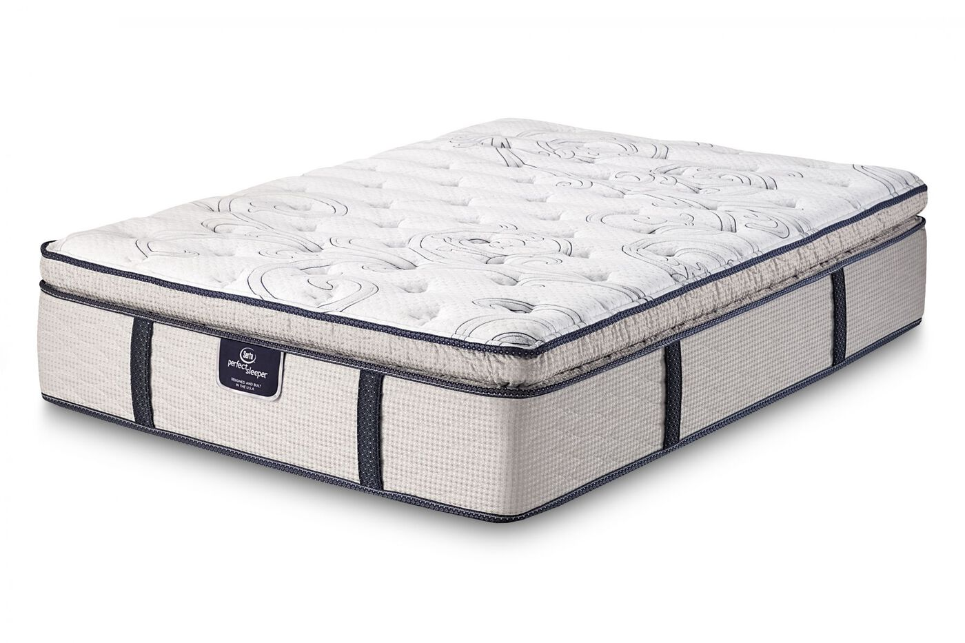 Serta Perfect Sleeper Cooper Lakes Soft Mattress ...