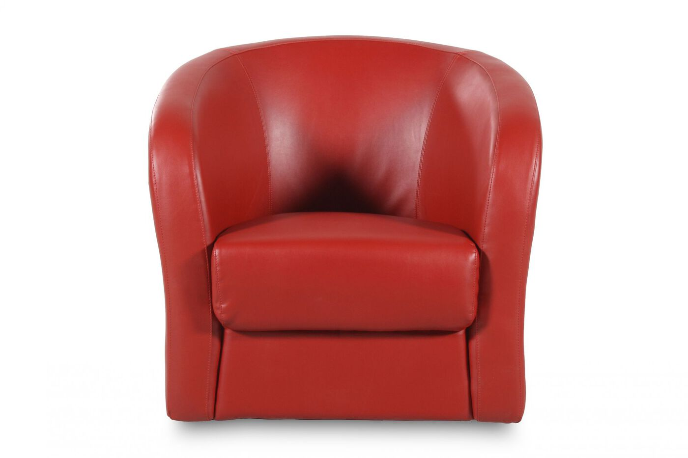 Wonderful Chair And A Half With Ottoman Red Boulevard Swivel Inside Inspiration Decorating