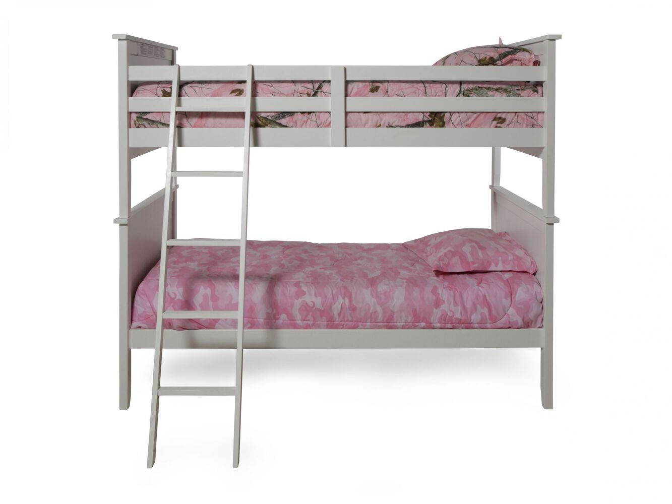 Ashley Lulu Twin Over Twin Bunk Bed Mathis Brothers Furniture