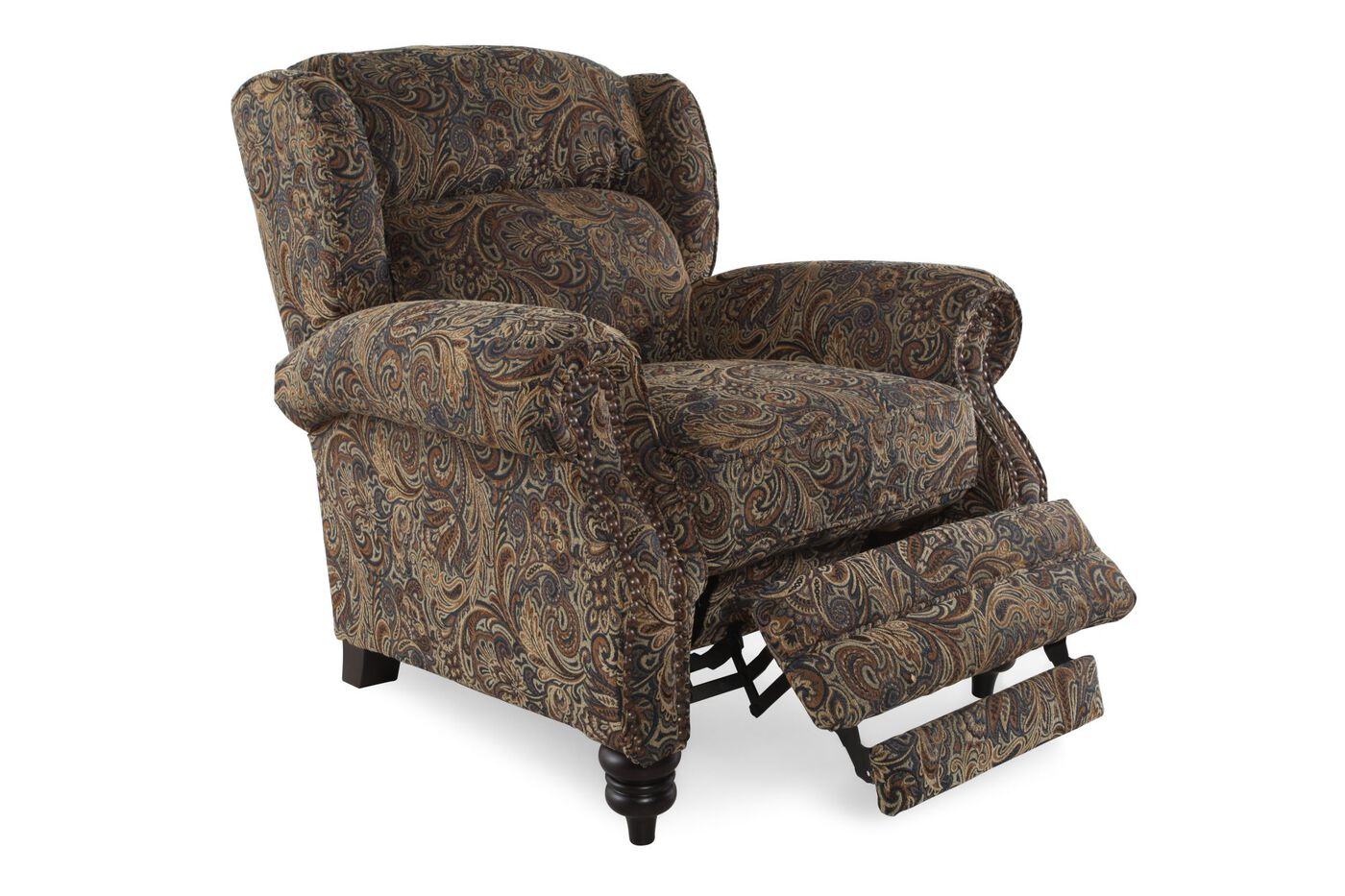 Lane Norwich Persian Recliner Mathis Brothers Furniture