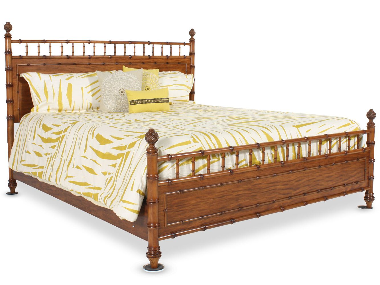 Magnussen Home Palm Bay Bed Mathis Brothers Furniture