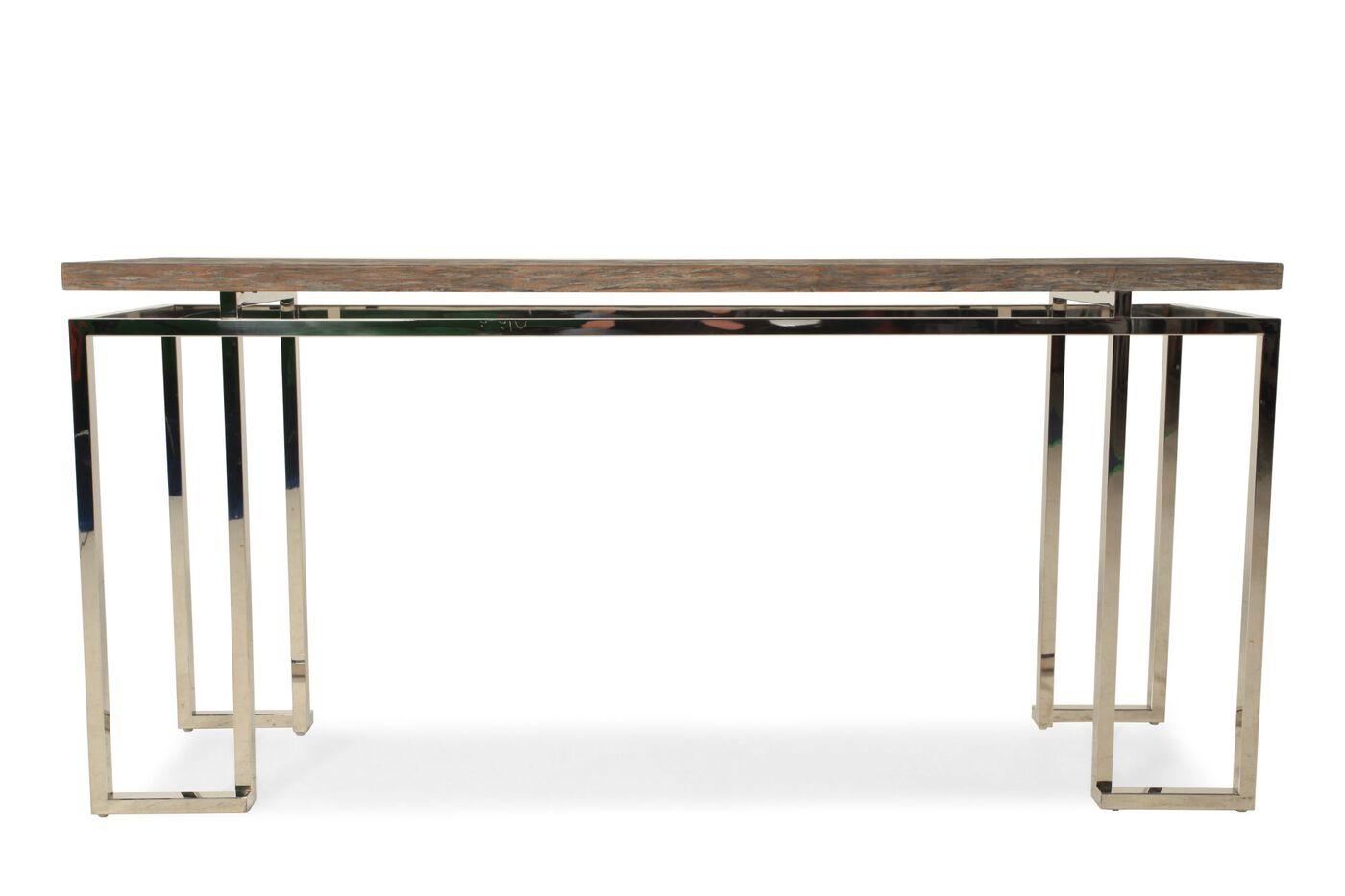 Bernhardt Interiors Waverly Console Table Mathis