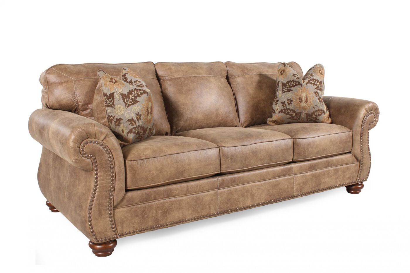 sofa chairs for living room larkinhurst earth sofa mathis brothers furniture 21472