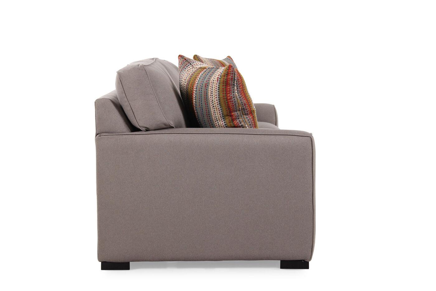 Jonathan Louis Queen Memory Foam Sleeper Sofa | Mathis ...