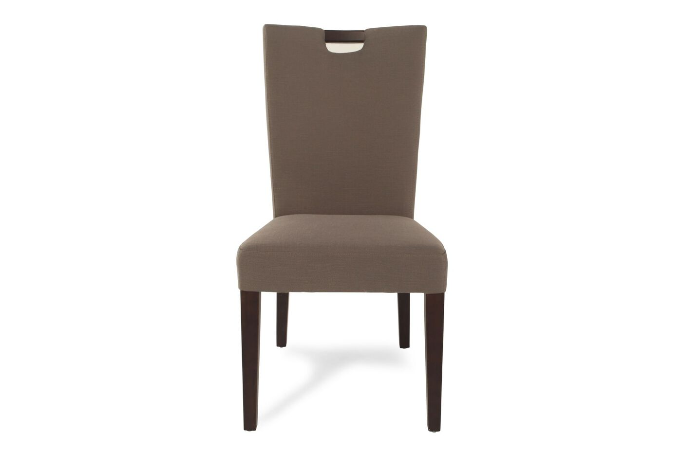 Boulevard Woven Slate Dining Chair Mathis Brothers Furniture
