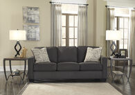 Ashley Alenya Charcoal Sofa