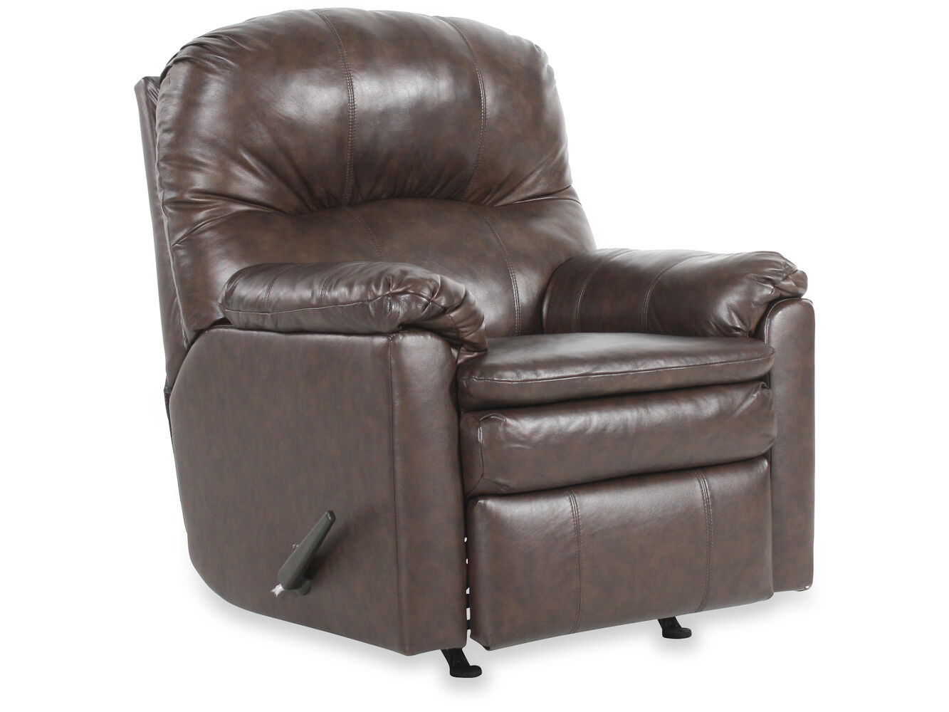 Lane Touchdown Rocker Recliner Mathis Brothers Furniture