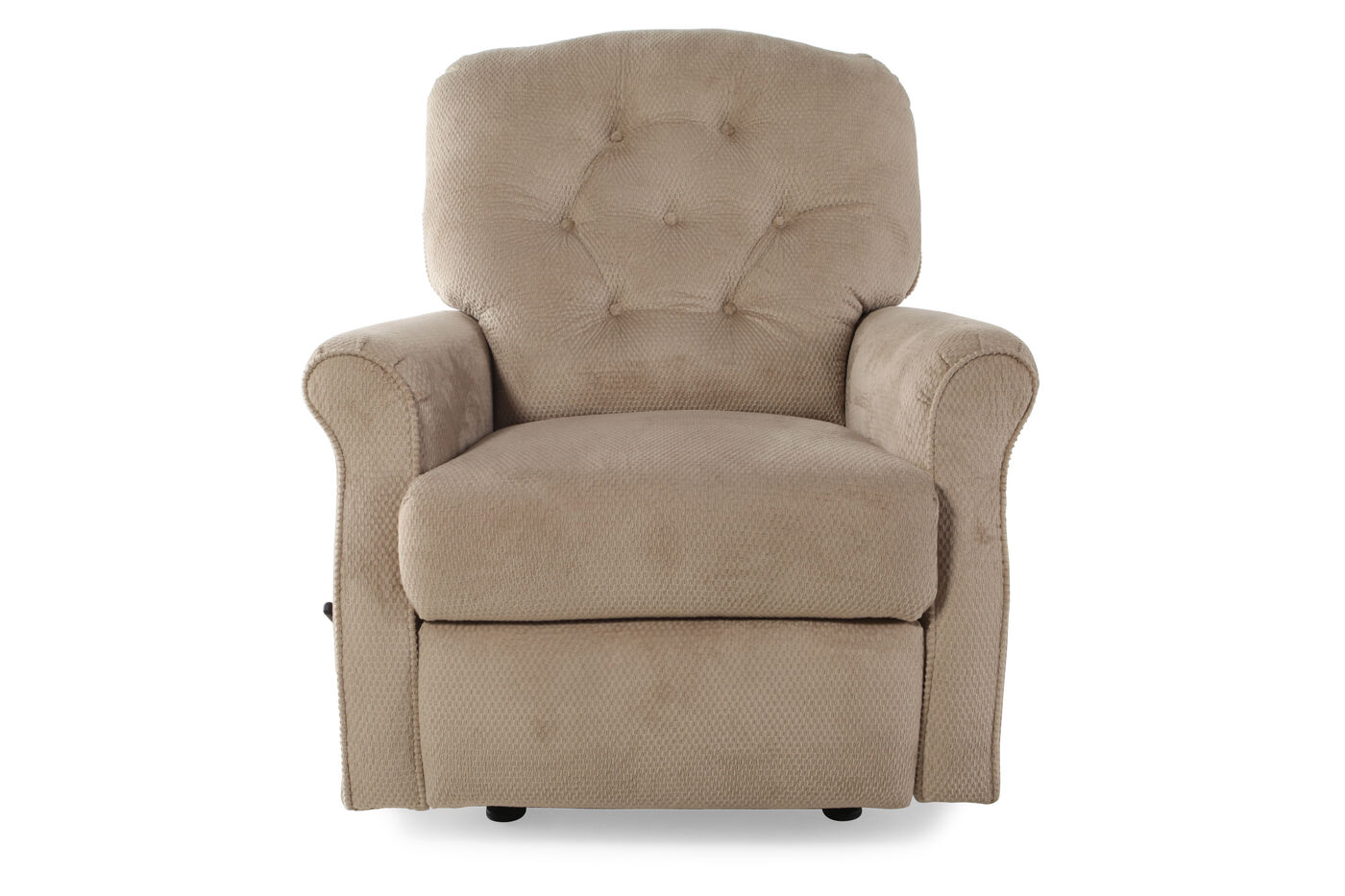 Lane priscilla rocker recliner mathis brothers furniture for Living room with two recliners