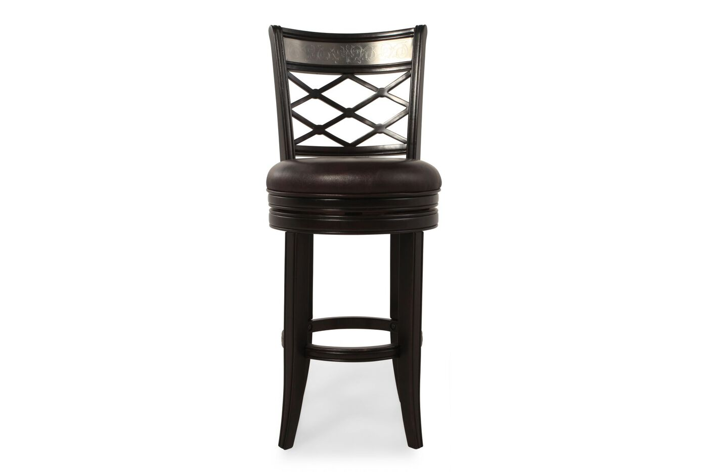 Hillsdale Spalding Bar Stool Mathis Brothers Furniture
