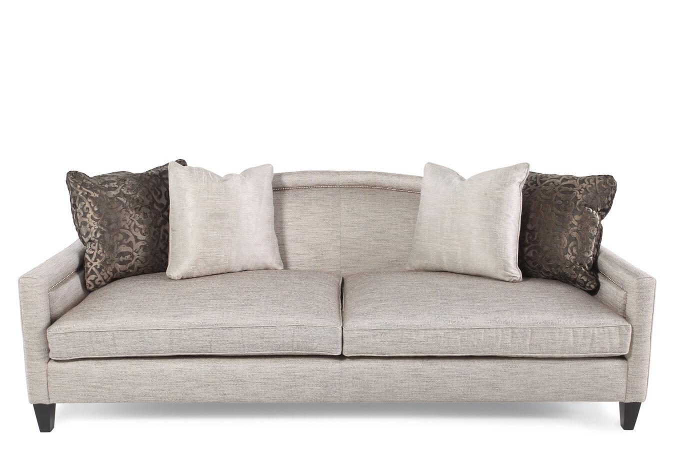 Bernhardt Interiors Strickland Sofa Mathis Brothers Furniture